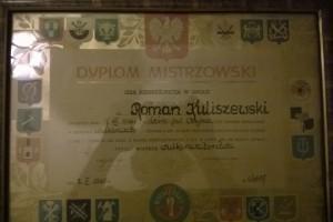 dyplom mistrzowski wulkanizatorstwo